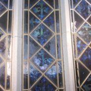 Fönster Vasakoret, Uppsala Domkyrka