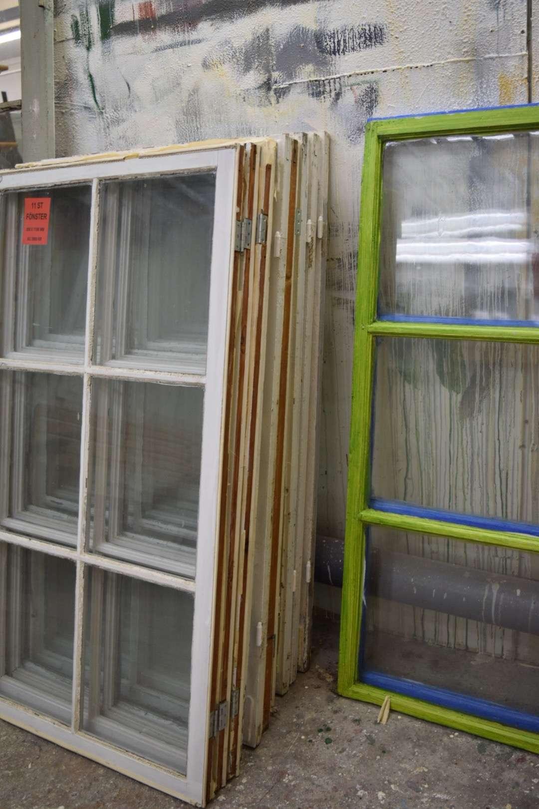 Fyndpris pÃ¥ glas och fönsterbÃ¥gar till växthus – Svenska Glasstudion